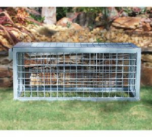 small water meter cage