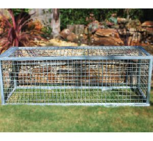 medium water meter cage